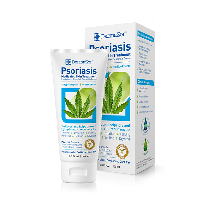 Psoriasis Medicated Scalp Treatment